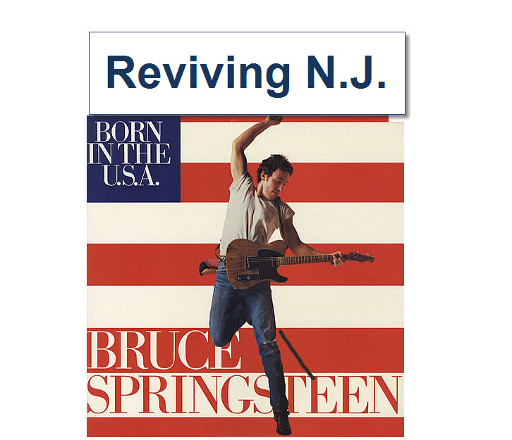 "Bruce Springsteen ""BORN TO RUN"" for NJ Governor in 2013-OMG!"